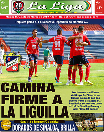 Revista Digital La Lig No. 766